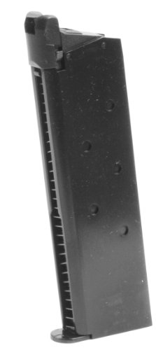 Colt M1911 Airsoft Green Gas 25rd Magazine