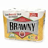 Brawny Paper Towels, Pick A Size, Big Roll 6 ea