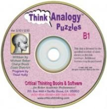Think Analogy Puzzles B1 - 1