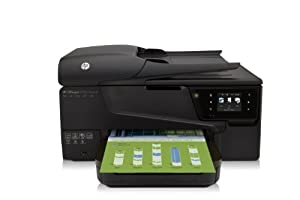 HP Officejet 6700 Premium  e-All-in-One Tintenstrahl Multifunktionsdrucker (A4, Drucker, Scanner, Kopierer, Fax, Dokumentenecht, Wlan, Ethernet, USB, 4800x1200)