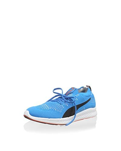 Puma Sneaker Ignite Proknit blau