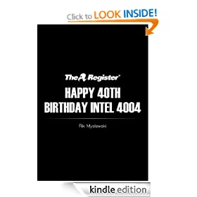 Happy 40th Birthday Intel 4004