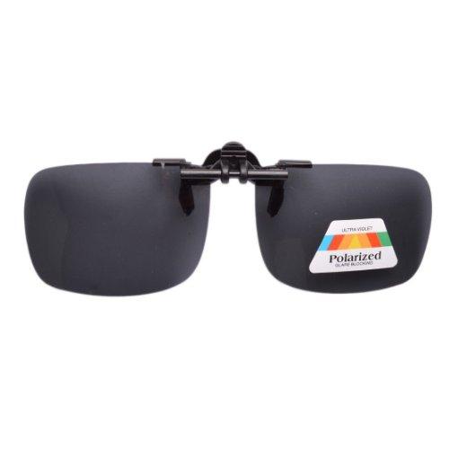 Eyekepper Sonnenbrillen-Clip für Brillenträger Grau