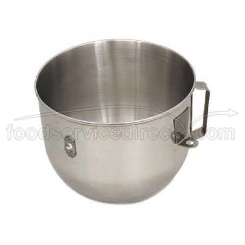 Alegacy Stainless Steel Bowl Only – Fits 5 Quart KitchenAid Mixer — 1 each. Get Rabate