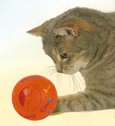 Trixie Cat Activity Snack Ball