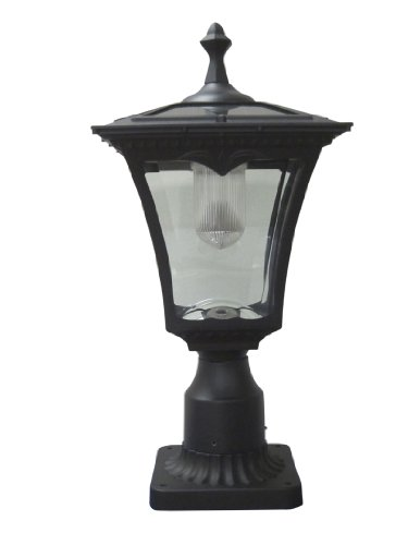 solar lamp post light coach light. Black Bedroom Furniture Sets. Home Design Ideas