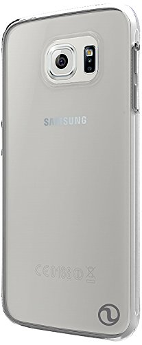 Samsung Galaxy S6 case, Nupro Lightweight Protective Snap-on Case for Galaxy S6 - Clear