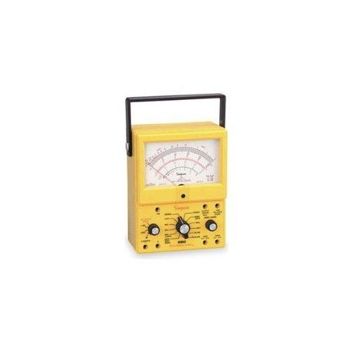 Analog Multimeter, 1000V, 10A, 20M Ohms