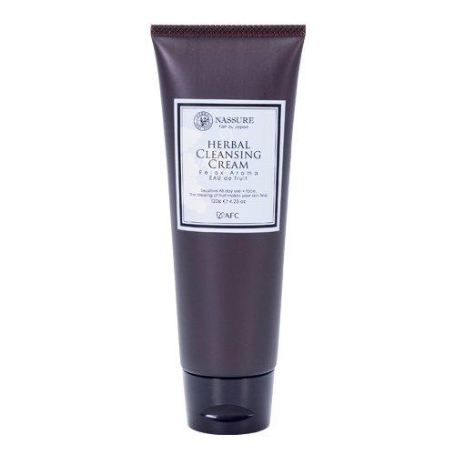 nassureナシュレークリーム 化粧落とし オーガニックコスメ 自然派化粧品 天然アロマの香り