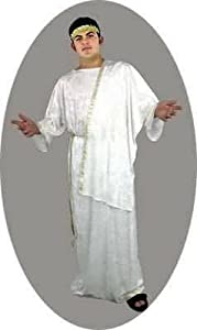 Deluxe Plus Size Greek God Costume