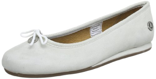 Gaastra ARMING DELUXE Ballet Flats Women White Weià (OffWhite) Size: 6 (39 EU)