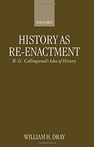 History as Re-enactment: R. G. Collingwood's Idea of History