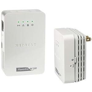 Powerline Av 200 Wireless N Extender Kit