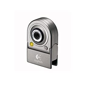 9aa0cb5fc2a Logitech 960-000048 QuickCam Pro 9000 Webcam: Computers & Accessories