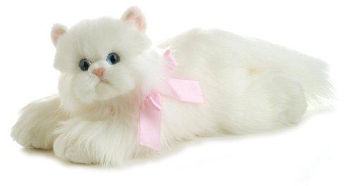 Persian Cat Stuffed Animal