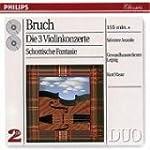 Max Bruch : Concertos pour violon