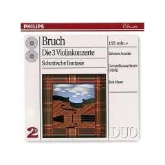 Complete Violin Concertos / Scottish Fantasy