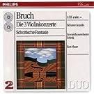 Duo - Bruch (Violinkonzerte)