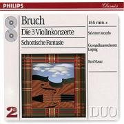 Bruch: Complete Violin Concertos / Scottish Fantasy