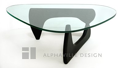 Alphaville Designs Tribeca Table, Black