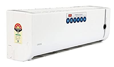 Onida S123FLT-N Split AC (1 Ton, 3 Star Rating, White)