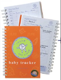 31pIuBDw0rL. SL500  Newborn Baby Tracker®   Round the Clock Childcare Journal, Log Book