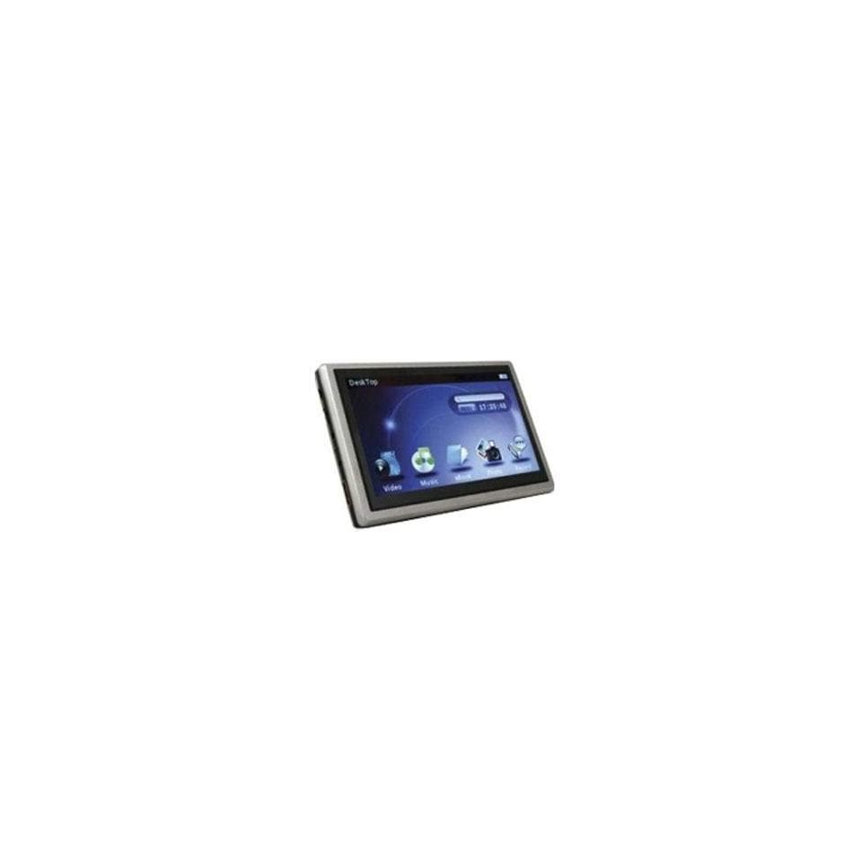 New Mach Speed Trio 8gb T4300 Video Media Player Crystal Clear High Definition 4.3in Screen