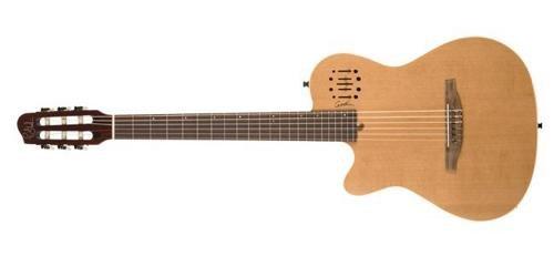 Godin Multiac 035878 6 Strings Hollow-Body Electric Guitar,
