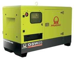 Pramac Gsw25Y Diesel 3 Phase 277/480V