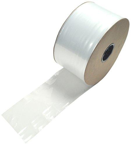 Elkay Plastics T1-02020 2 mil Low Density Poly Tubing, 2