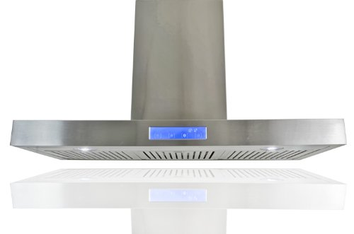 "Firebird New 36"" European Style Wall Mount Stainless Steel Range Hood Vent W/Touch Button Control Fbak-09726"