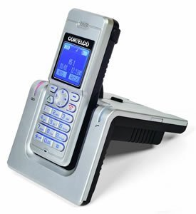 Dect Cordless W/Headset Jack/Belt Clip (Catalog Category: Cordless Telephones / Dect 6.0 Cordless Phones)