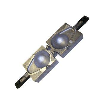 Do-It Downrigger Ball Sinker Mold, 15 Lb
