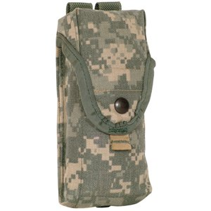 ACU Digital Camouflage Single M16 Ammo Pouch (Army, Military, Police, & Security Type)