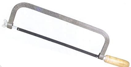 Hacksaw-Frame-With-Wooden-Handle