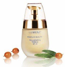 Lumene Premium Beauty Rejuvenating Makeup ~ 300 Premium Beige 1.0 Fl Oz