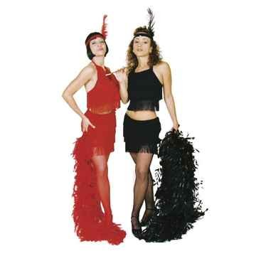 Adult Sexy Flapper Black Costume
