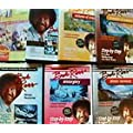 BOB ROSS Workshop KOMPLETTE EDITION 7 DVD BLUMENMALEREI GRANDEUR OF SUMMER AUTUMN OF STREAM WINTERGLORY WINTER HARMONY WINTER NOCTURNE