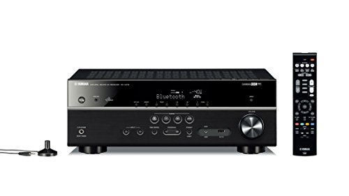 Learn More About Yamaha RX-V479BL 5.1-Channel Wi-Fi Network AV Receiver with Bluetooth