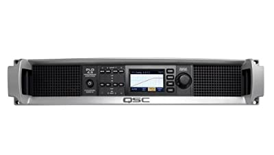 QSC PLD4.5 | Four-Channel Power Amplifier featuring FAST (5000W PLD 4.5) from QSC