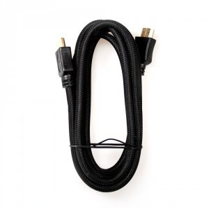 Gameon Hdmi 2m Cable - Black Xbox 360ps3 from GameOn