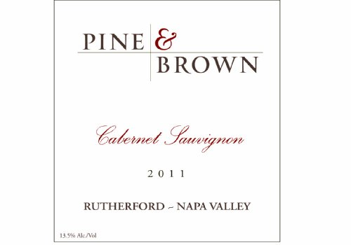 Pine & Brown 2011 Napa Valley Cabernet Sauvignon