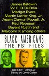 img - for Black Americans: The FBI File book / textbook / text book