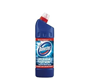 Domestos - Nettoyants Ménagers Gels WC - Javel Standard - 1 L