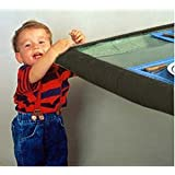 "Toddler Shield Table Pad, Large 193"" - 270"" Colors: Black"