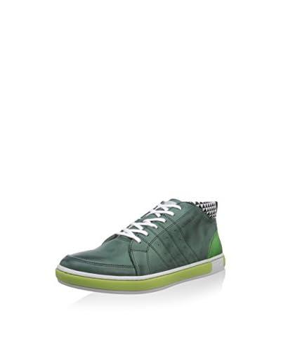 Cycleur de luxe Sneaker Alta [Verde]