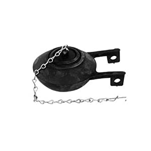 Pasco 1031 Rubber Flapper For Kohler Toilets With 8 Inch Chain Chain Toilet