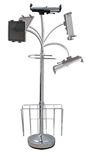 Uncaged Ergonomics Bathroom Tablet Stand BTS Adjustable