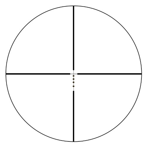 Bushnell AR Optics 4.5-18x40 ,BDC Reticle, Target Turrets, SF, Matte Black