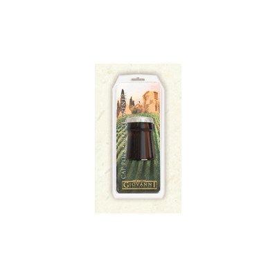 Cork Pops 10800 Cap Top Bottle Opener, Dark Brown Plastic
